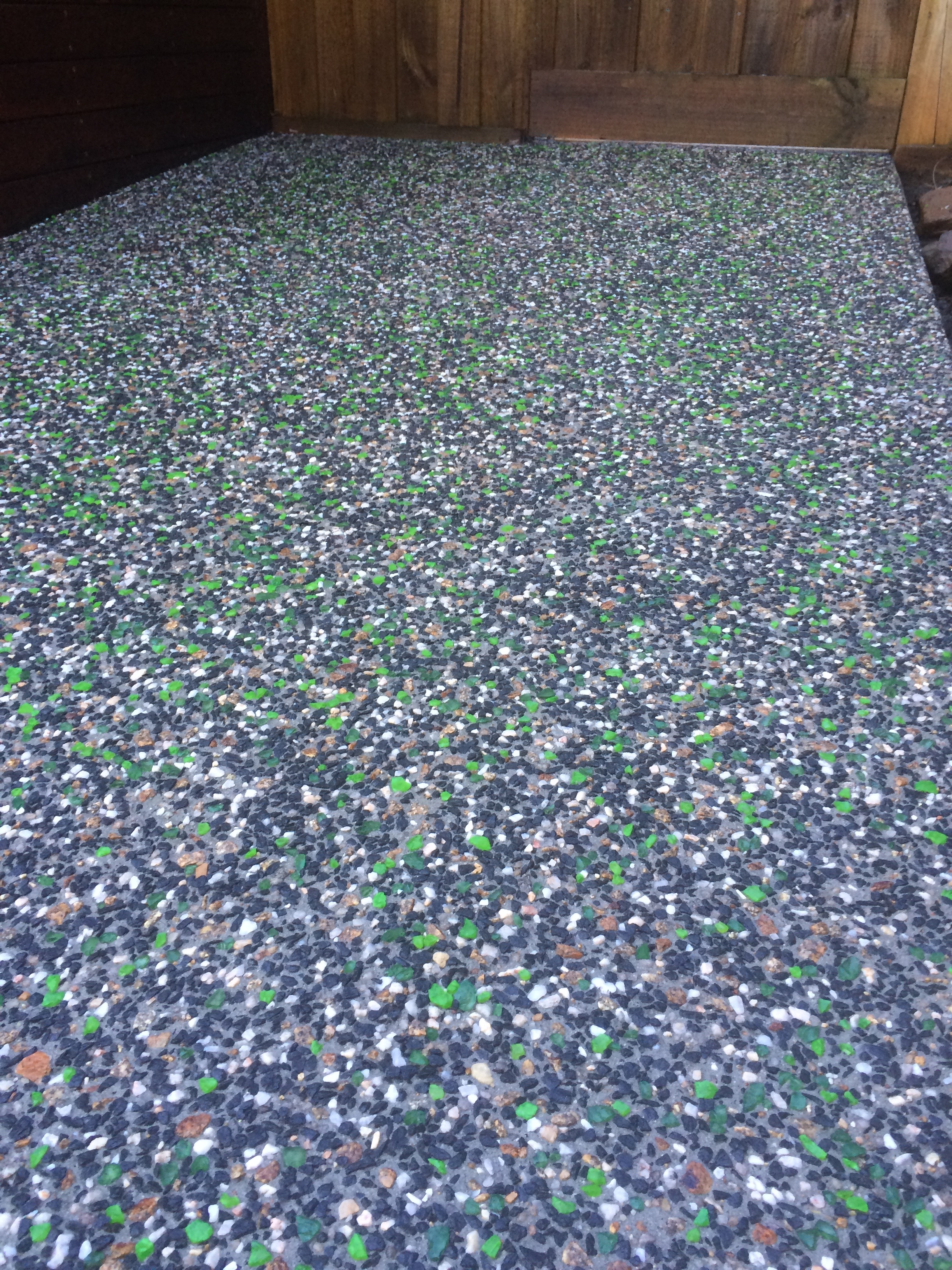 Glass Concrete Aggregate - Schneppa Recycled Crushed Glass |Glass Aggregate